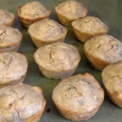Banana Mini Muffins