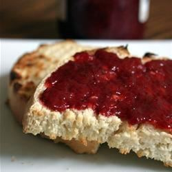 Spicy Strawberry Jam