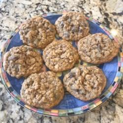 vanishing oatmeal raisin cookies photos
