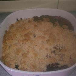 Blueberry Crisp II