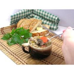 Beef Mushroom Barley Soup Recipe