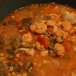 Shrimp Gumbo Recipe