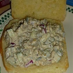 tempeh mock tuna salad recipe