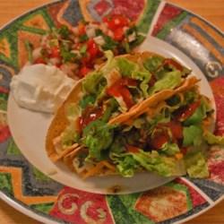 Mango Tofu Tacos Recipe