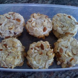 Italian Almond Cookies II Recipe