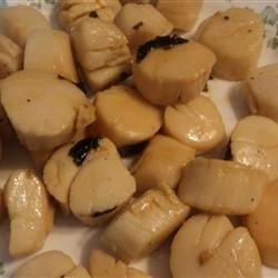 Ken's Scallops Recipe