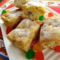 Gumdrop Bars Recipe