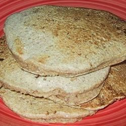 Easy Vegan Whole Grain Pancakes Recipe