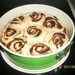 Cinnimon rolls