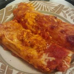 Manicotti with Cheese Recipe
