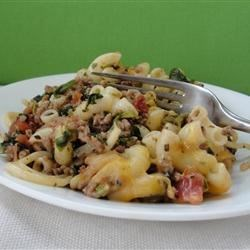 Best Bresslin' Pasta Casserole Done Cincinnati Style Recipe