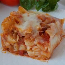 Photo of Baked Ziti Casserole by skentals