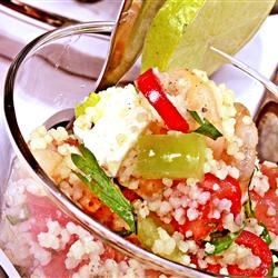 Shrimp Couscous Salad Recipe