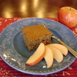 Photo of Apple Spice Snack Cake by Reba  Savoie