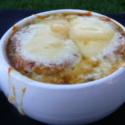 Restaurant-Style French Onion Soup Recipe