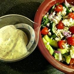 Photo of Creamy Greek Dressing by Shamash
