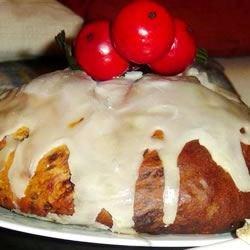 Pan Dulce (Christmas fruit cake)