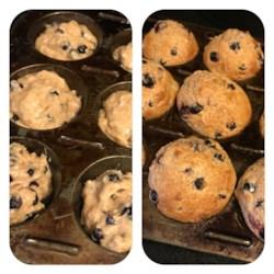 best 100 calorie blueberry muffins printer friendly