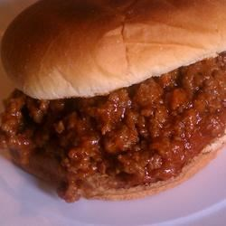 Terri's Sloppy Joes Recipe