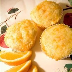 Orange Blossom Muffins