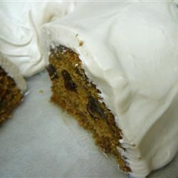 Maple Butter Frosting Recipe