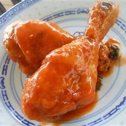 Thai Buffalo Wings Recipe
