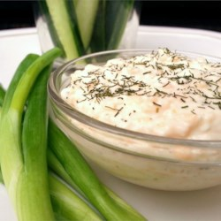 Dill and Cheese Dip Recipe