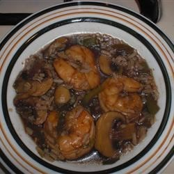 Super Hot and Sour Shrimp Soup Recipe