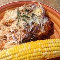 Yummy Chicken Parmesan Basil