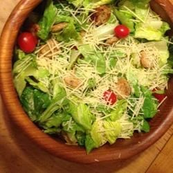 A Spicy twist to a Caesar Salad!