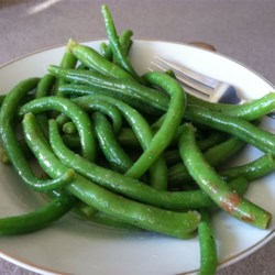 Lemon String Beans Recipe
