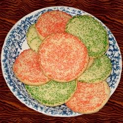 Blue Ribbon Sugar Cookies