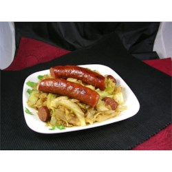 Kielbasa and Cabbage II Recipe