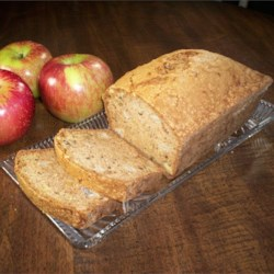 Zucchini Apple Bread Recipe