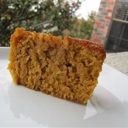 Melt In Your Mouth Pumpkin Bread