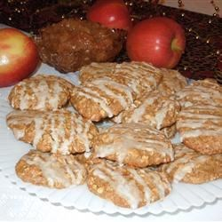 Applesauce Oatie Cookies