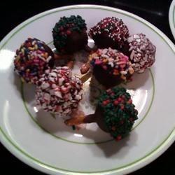 Mini Cake Balls