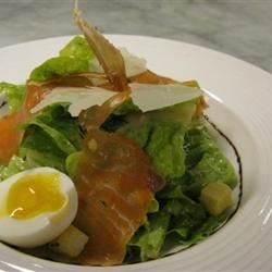 Outrageous Caesar Salad Recipe