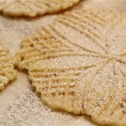 Pizzelles IV Recipe