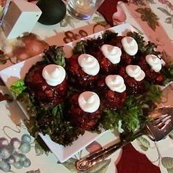 cranberry gelatin salad i photos