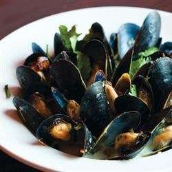 Drunken Mussels Recipe