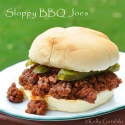 Sloppy BBQ Joes