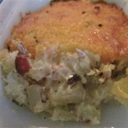 Hot German Potato Salad Casserole Recipe