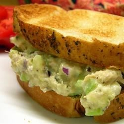 New Wife Tuna Salad Recipe