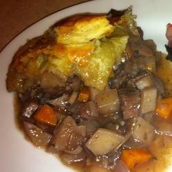 Beef Pot Pie I