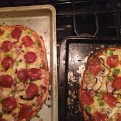 chef johns cauliflower pizza crust recipe photos