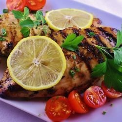 Photo of Oregano-Lemon Chicken by samanathon