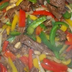 Savory Beef Stir-Fry Recipe