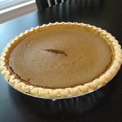 Killer Pumpkin Pie Recipe