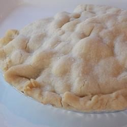 Old Fashioned Flaky Pie Crust Recipe